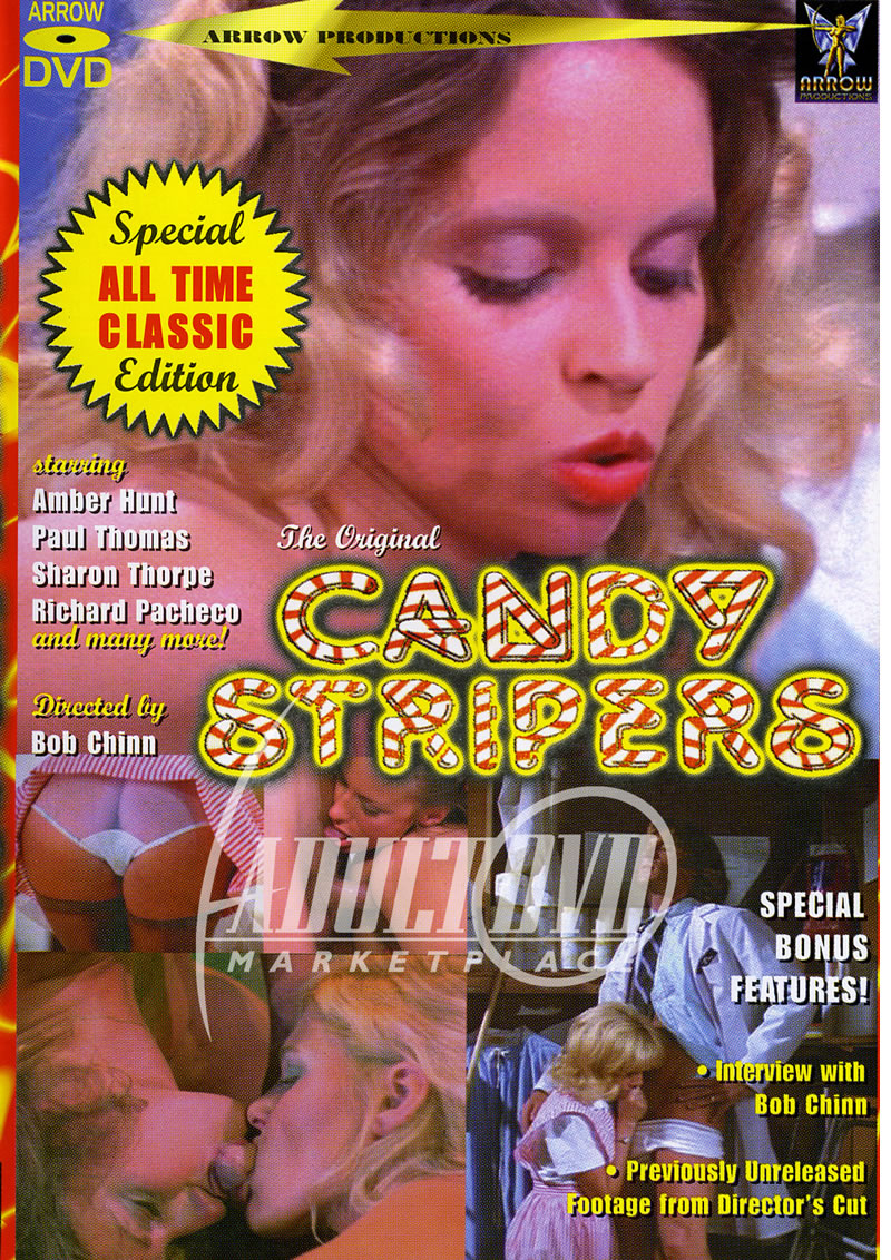 candy stripers - dvd - arrow