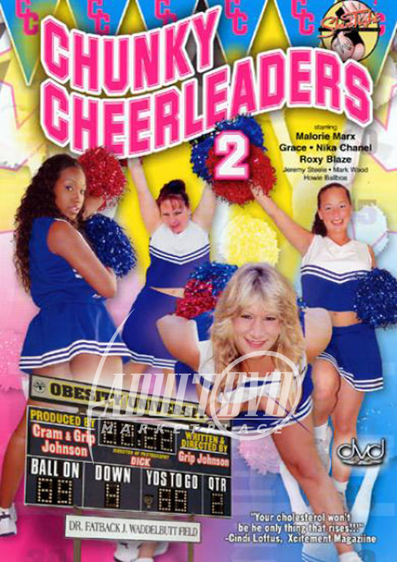 Chubby cheerleaders movie