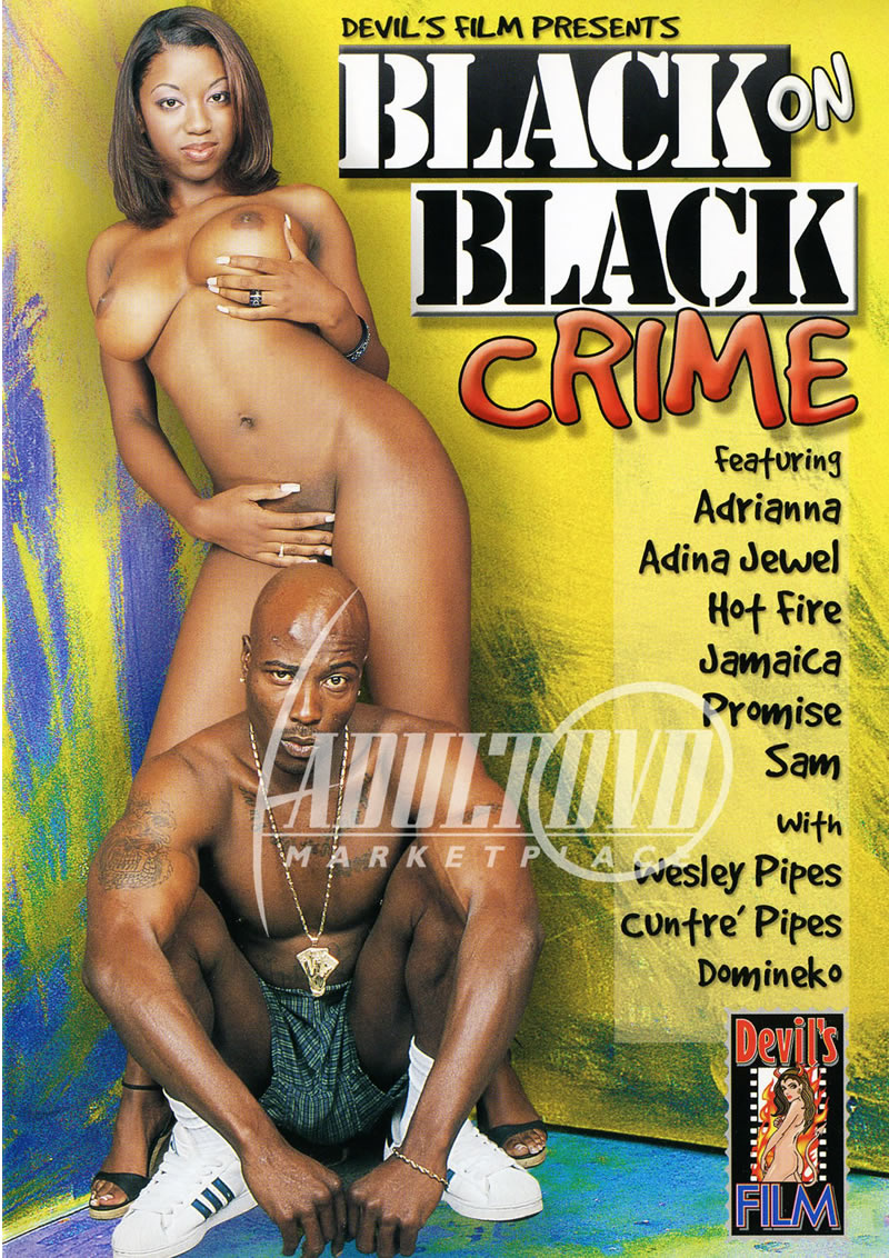 Black on black crime porn amazing