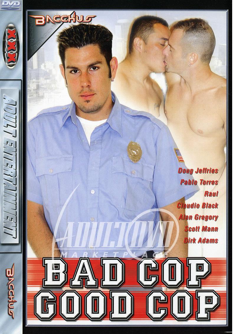 Bad Cop Good Cop Cover Front