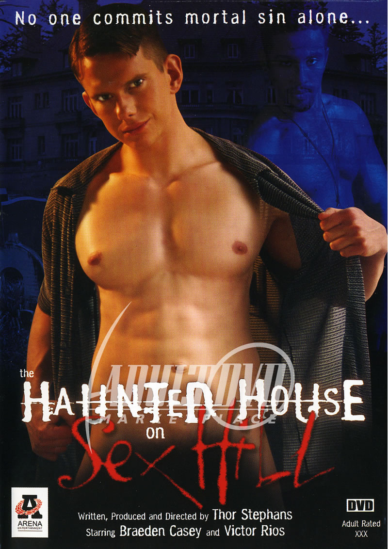 The Haunted House on Sex Hill Cover Front