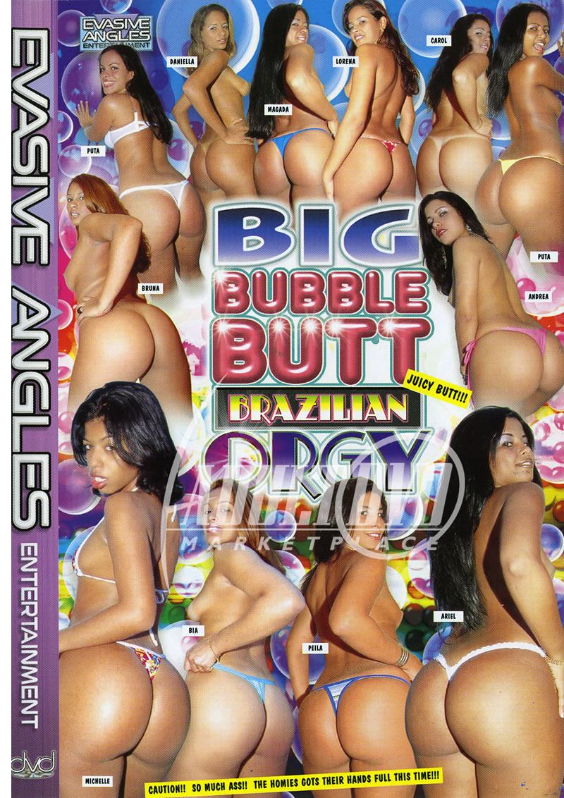 Big bubble butt brazilian orgy bundle