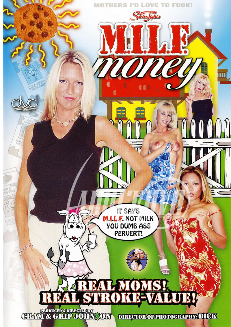 Milf money dvd