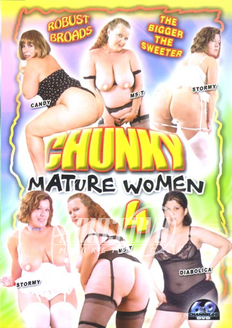 chunky mature women