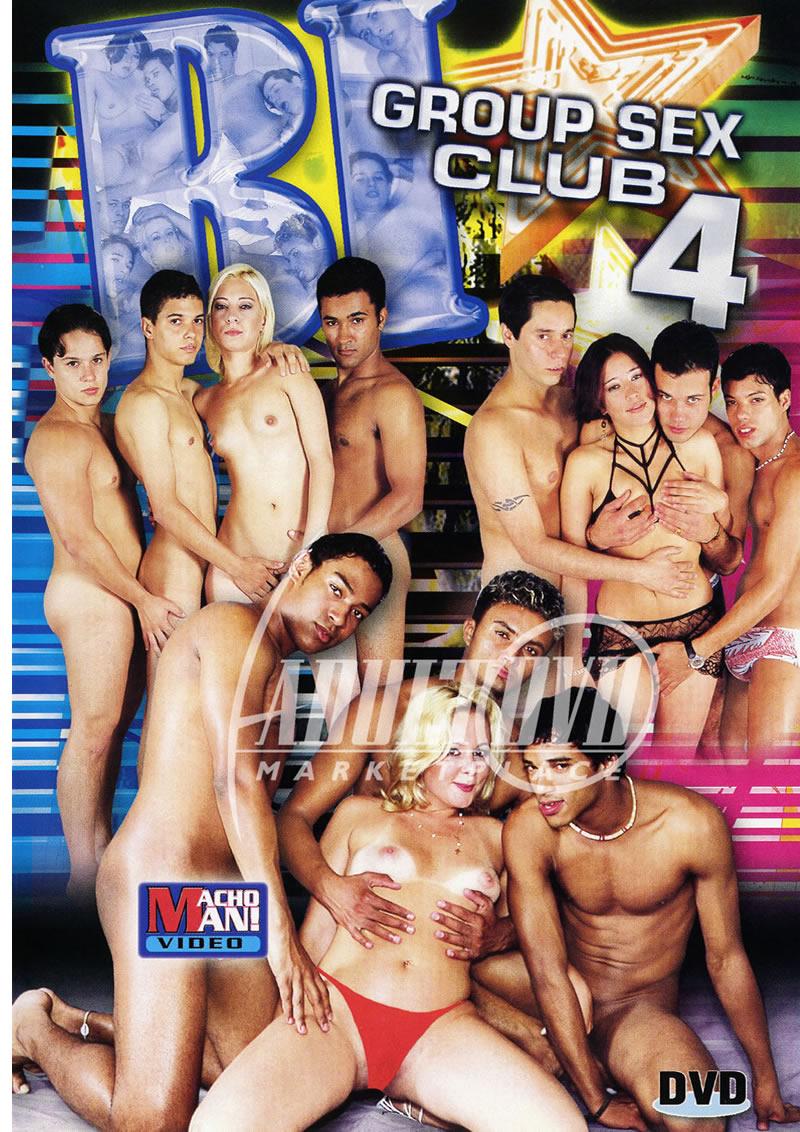Sex club dvd