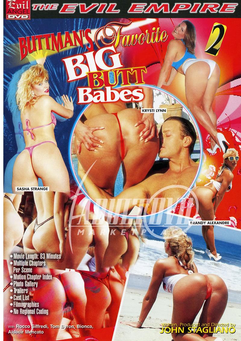 Buttman Dvd Porno buttman's favorite big butt babes 2
