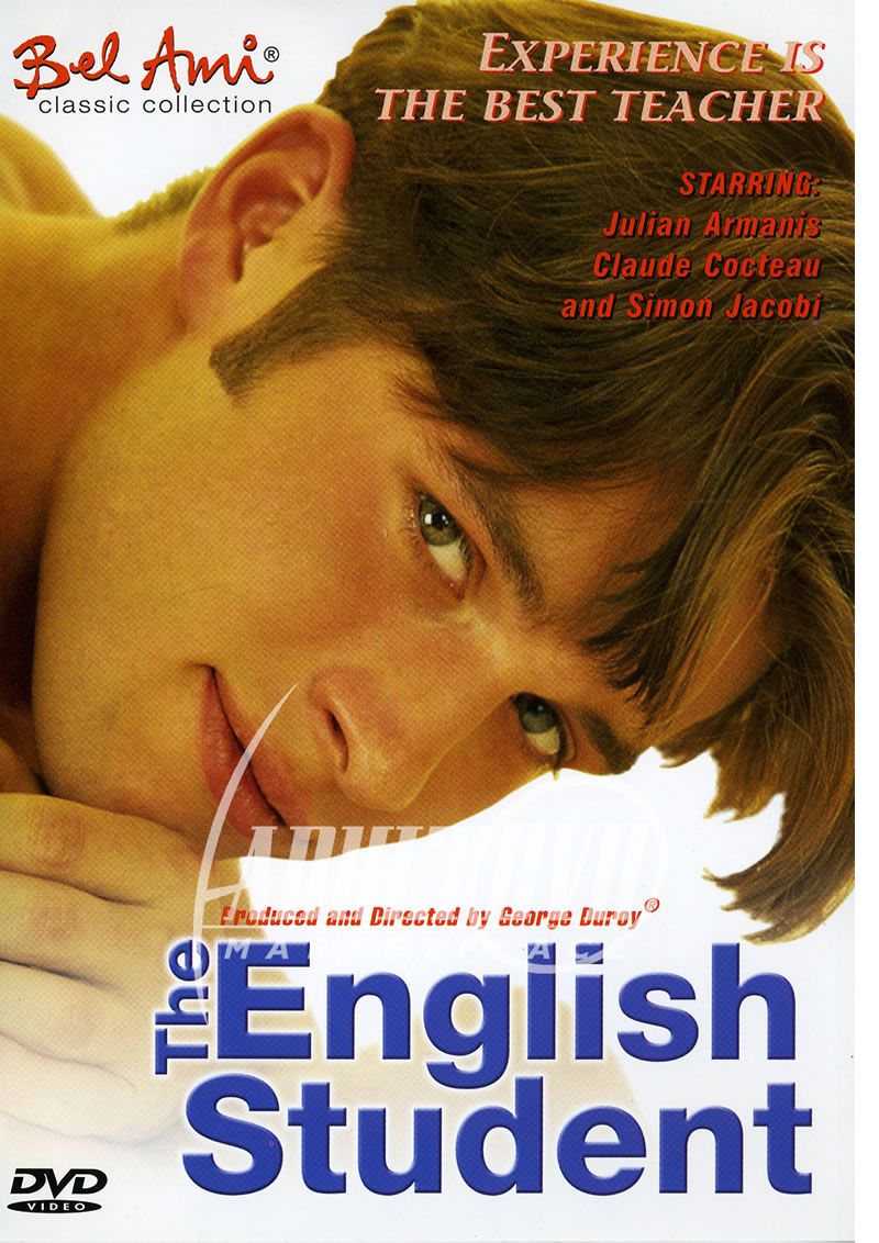 The English Student Cover Front