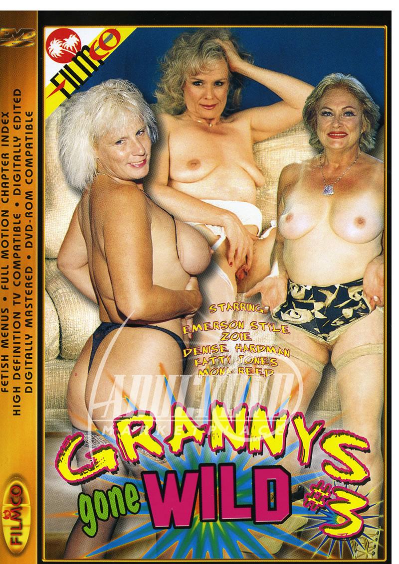 Grannies Gone Wild Porn