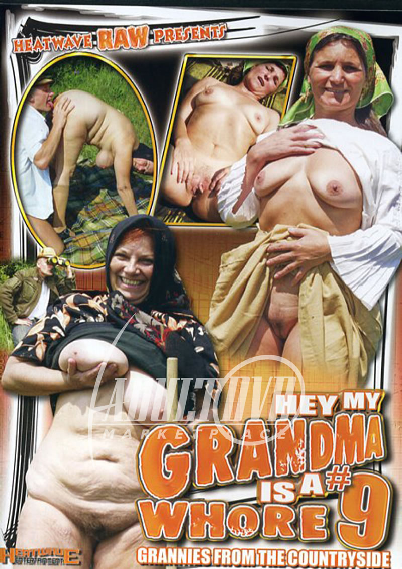 My granny is a whore