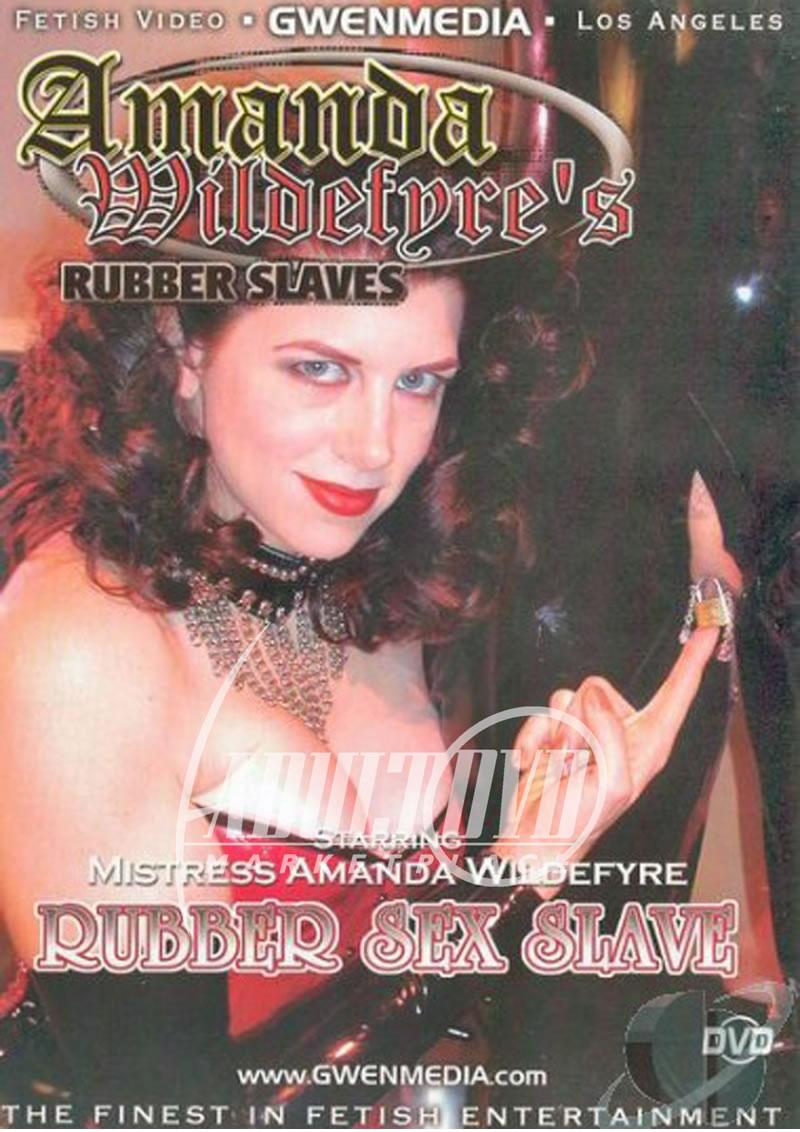 Amanda Sex Movie amanda wildefyre's rubber slaves: rubber sex slave - dvd