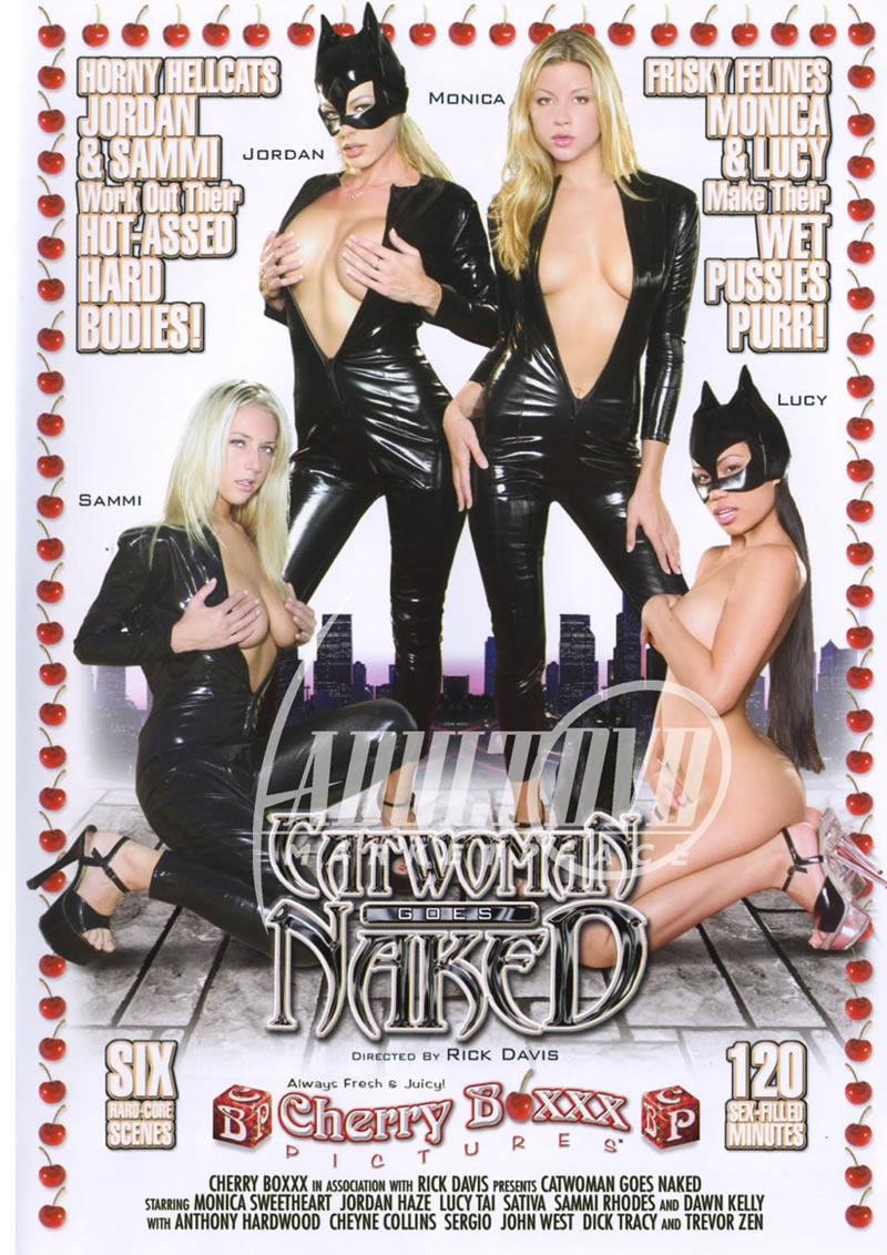 Cat women nackt