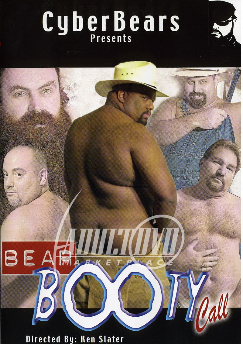 Bear Booty Call Cover Front