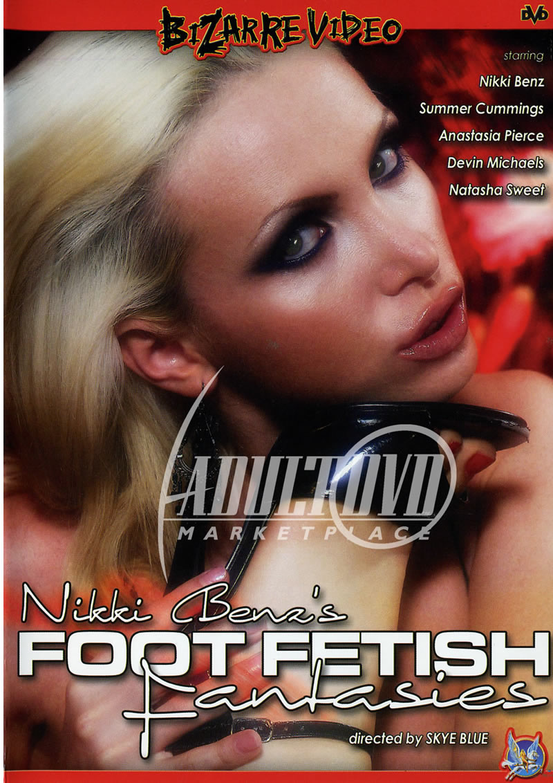 Foot fetish blu ray movies was and