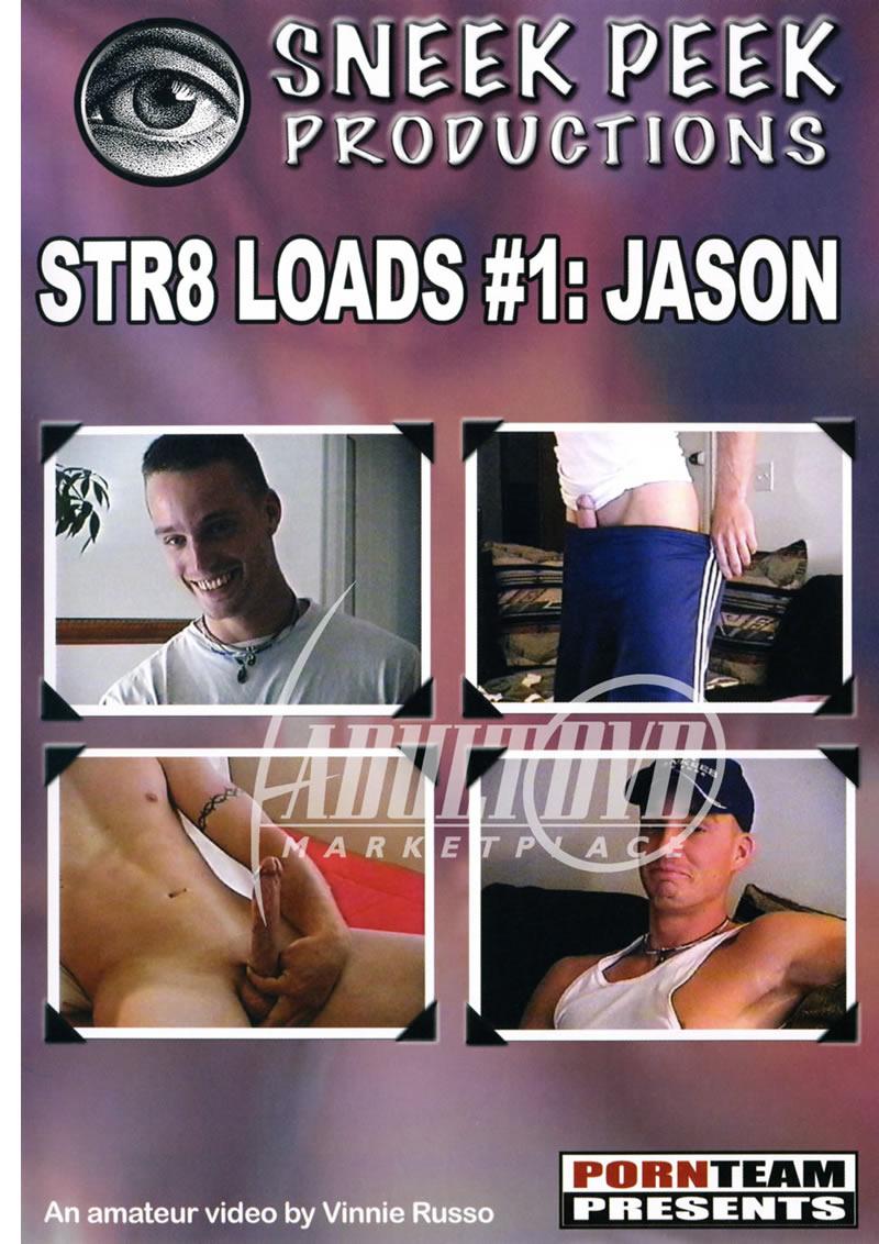 Str8 Loads 1 Jason Cover Front