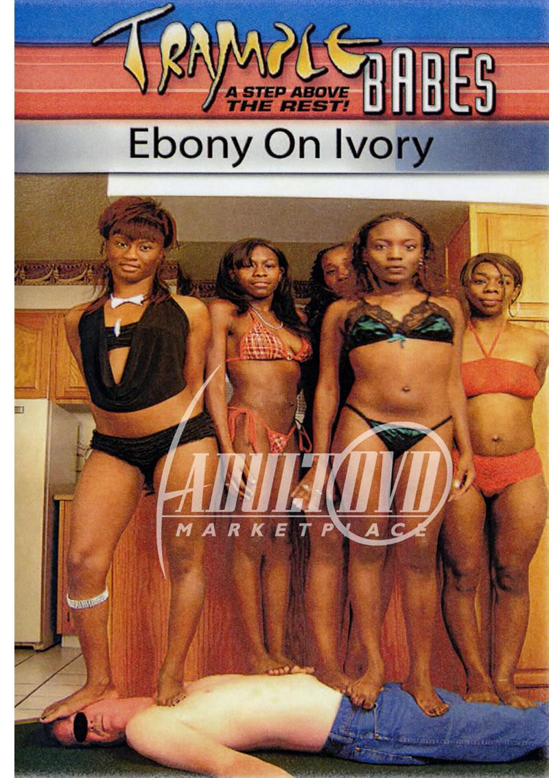 Ebony trampling