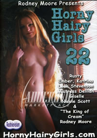 Horny Hairy Girls 22