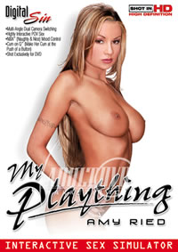 My Plaything Amy Ried