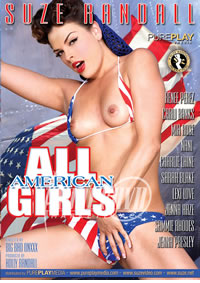 All American Girls (Suze Randall)