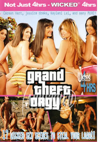 Grand Theft Orgy