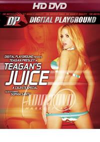 Teagan's Juice (HD-DVD)