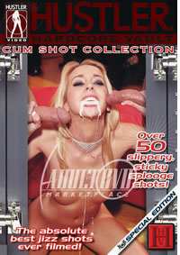Hustler Hardcore Vault: Cum Shot Collection