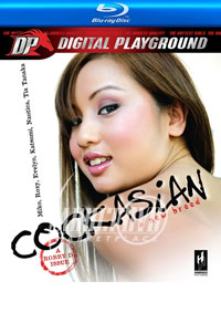 Cockasian (Blu-Ray)