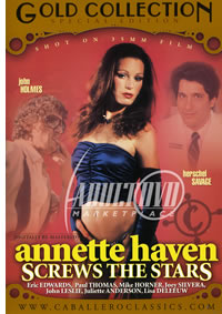 Annette Haven Screws The Stars