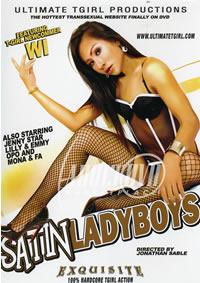 Satin Ladyboys