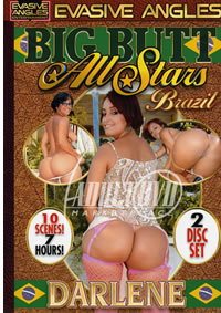 Big Butt All Stars Brazil Darlene