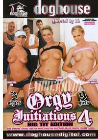 Orgy Initiations 4 Big Tit Edition