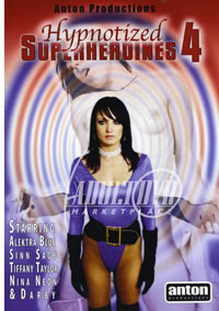 Hypnotized Superheroines 4