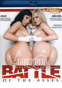 Battle Of The Asses (Blu-Ray)