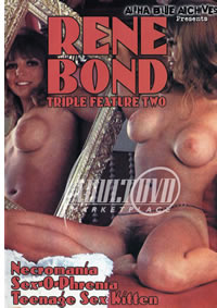 Rene Bond Triple Feature 2