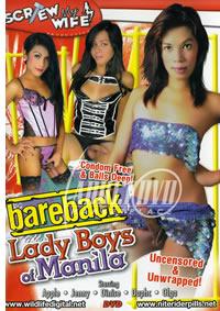 Bareback Ladyboys Of Manila