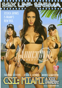 Csi Miami A XXX Parody