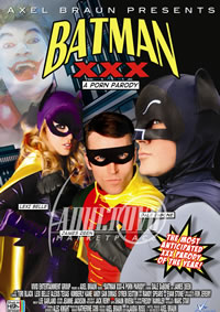Batman XXX Porn Parody