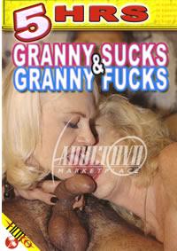 5hr Granny Sucks And Granny Fucks