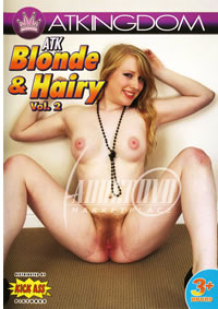 Blonde And Hairy 2
