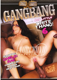 Gangbang Her Little White Thang 6
