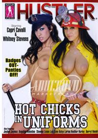 Hot Chicks In Uniform