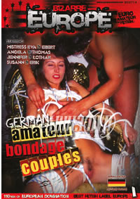 German Amateur Bondage Couples