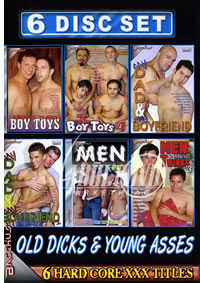 Old Dicks And Young Asses {6 Disc Se