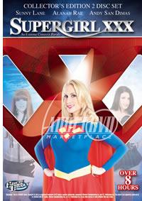 Supergirl Parody XXX