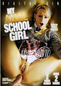 My Anal Schoolgirl