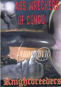 Ass Wreckers Of Congo