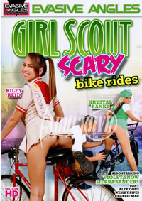 Girl Scout Scary Bike Rides 1