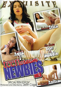 Teen Cream Newbies 6