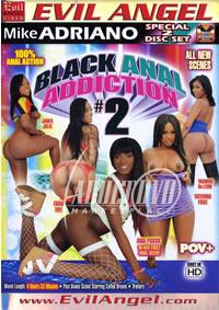 Black Anal Addiction 2