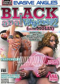 Black Anal Virgins 2
