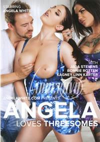 Angela Loves Threesomes